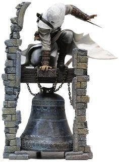 Ubisoft - Figura Assassin's Creed: Altair Bell Tower: Amazon.es: Videojuegos