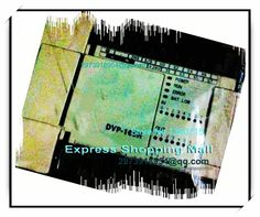 235.00$  Watch here - http://alivth.worldwells.pw/go.php?t=32523183148 - New Original DVP16EH00T2 Delta PLC 100-240VAC 8DI 8DO transistor(NPN) output Standard