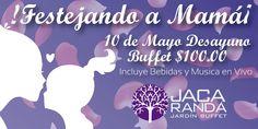 ¡EL DESAYUNO ESTA LISTO! Niños menores de 8 años $60 ¡MENÚ DE DOMINGO FAMILIAR! Solo en Jacaranda Buffet https://www.facebook.com/Jacaranda-Buffet-890579861031544/?fref=ts http://negocilibre.com/directorio/jacaranda/