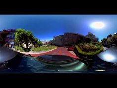 San Francisco Lombard Street 360 experience - YouTube