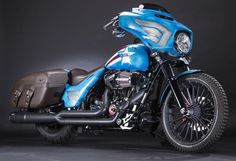 Captain America, Street Glide Special (Touring) – Harley-Davidson More