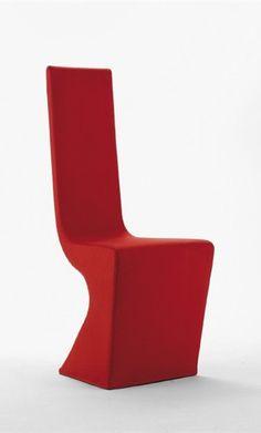 Futuristic Furniture, Modern Chair, Red Furniture, AND | Mohdo