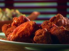 Sunny's BBQ Chip Wings recipe from Sunny Anderson via Food Network