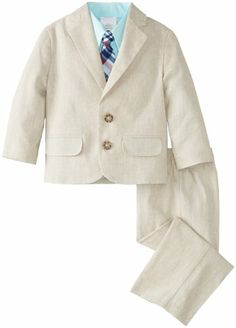 Nautica Boys 2-7 Herringbone Linen Suit Set, Khaki, 5 Nautica,http://www.amazon.com/dp/B00HSFZ3A2/ref=cm_sw_r_pi_dp_yZxstb0N8SC7RRN8