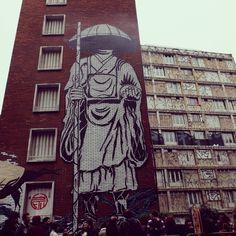Stewearth #streetart #tourparis13
