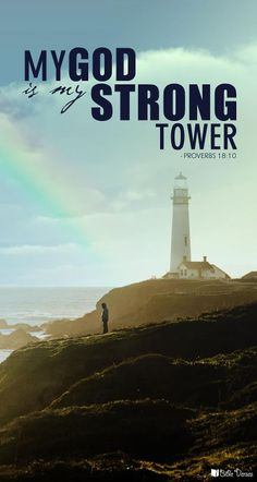 My God is my Strong Tower