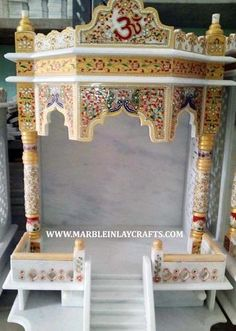 79 Great Marble Mandirs Images Hindus Mandir Design Temple Room