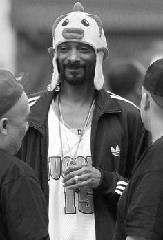 Snoop still swag for Snoop dogg fish hat