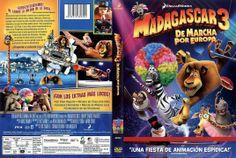 Madagascar 3: de marcha por europa (DVD)