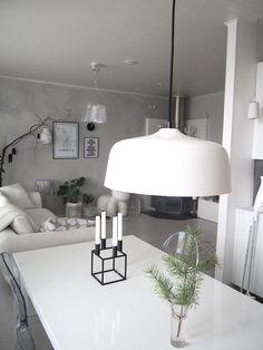 Keittiön loistava lamppu/kirkasvalolaite!