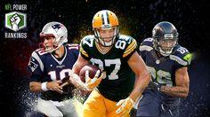Week 2 NFL Power Rankings: Packers, Patriots move up