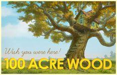Disney Postcards to Inspire Your Inner Traveler