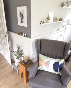 Ikea 'Strandmon' armchair @herein.spaziert