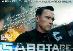 Arnold Schwarzenegger's latest film, Sabotage, is adapted from and loosely based on Agatha Christie's story 'And Then There Were None'.
