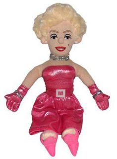 Marilyn Monroe Little Thinker Doll | State Library of Queensland Shop
