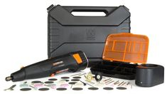 WEN 2309 Variable Speed Cordless Rotary Tool Kit with 50-Piece Accessory Set #WEN