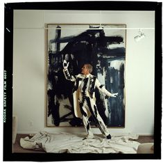 Steve Martin by Annie Leibovitz