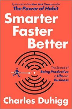 Download Smarter Faster Better by Charles Duhigg Kindle, PDF, eBook, ePub, Smarter Faster Better PDF, Audible.