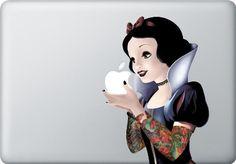 Don't bite that Apple!!