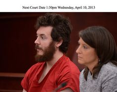 Next Court Date 1:30pm Wednesday, April 10, 2013