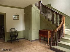 17 ideas house colonial interior entryway for 2019 17 ideas house colonial interior entryway for 2019 Farmhouse Interior Doors, Interior Stairs, Interior Paint, New England Homes, New Homes, Estilo Colonial, Wainscoting, Historic Homes, Halle