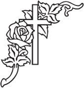 engraved flower designs samples for headstone memorials ideas for rh pinterest com
