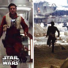 Del por qué pensamos que The Last Jedi es un Copy&Paste de El Imperio Contraataca #thelastjedi  #theforceawakens #stormtrooper #disney #jedi #sith #love #lego #starwarsfan #yoda #art #r2d2 #marvel #hansolo #bobafett #lukeskywalker #geek #forcefriday #cosplay #darkside #chewbacca #nerd #lightsaber #toys #theforce #instagood #kyloren #fashion #batman #c3po