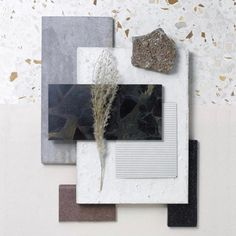Moodboard Collection | Earth Tones Interior Decor Trend for 2019 | TrendBook Trend Forecasting