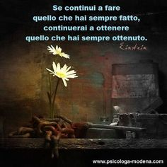 #cambiamento #crescita #aforisma cambia mentalitá fare stesse cose George Sand, Image Citation, Daisy Love, Lessons Learned In Life, The Ugly Truth, Strong Quotes, Albert Einstein, Meaningful Quotes, Yoga Meditation