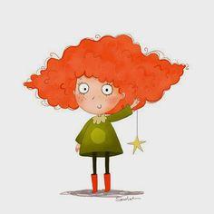 illustrasyon, Sernuretta illüstrasyonları, children's book illustrations, çocuk kitabı illüstrasyonu, çizim