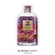 JAYJUN Purple Fragrance Mask Pack 25ml*10pcs Whitening K-Beauty #JAYJUN