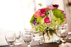 boutonnieres, dutch hydrangea, hydrangea, light green, magenta, orchid, poppy, purple, rose, whimsical-bright, sparkly, Spring, Winter, modern , Austin, Texas