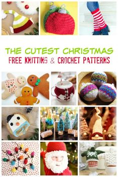 here-are-the-cutest-christmas-patterns-totally-free-to-knit-and-crochet