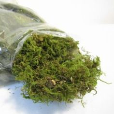 Moss in a Bag Online Gifts, Event Decor, Make It Simple, Herbs, Easter, Table Decorations, Bag, Handmade, Birthday