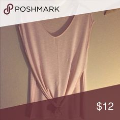 Blouse Light pink Tops Blouses