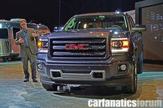 2014 GMC Sierra live photos