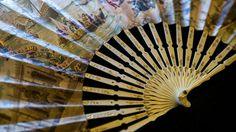 'WEAPONS OF SEDUCTION - 18th to 20th Century European Fans' The Fan Collection of the Medeiros e Almeida House-Museum Leque comemorativo da viagem de Vasco da Gama à Índia # © Hugo Amaral/Observador