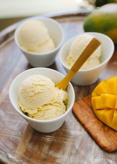 These mango, apricot & fig desserts are the best way to enjoy the summer vibes