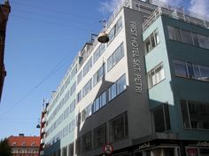 First Hotel Skt. Petri in Kopenhagen, Denemarken