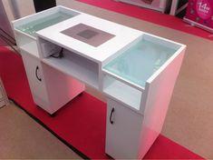 20 Nail Tables Ideas Manicure Table Nail Salon Design Home Nail Salon