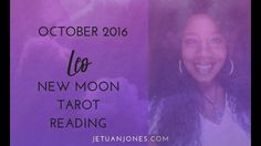 October New Moon Reading For Leo - You have to let go of the guilt.