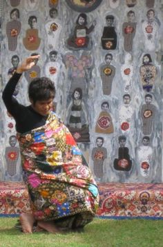Leang Seckon is a contemporary Cambodian artist.