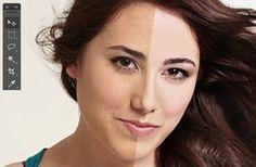 Des femmes réagissent à leur image photoshoppée (article sur Madmoizelle.com)