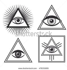 Image result for third eye tattoo design