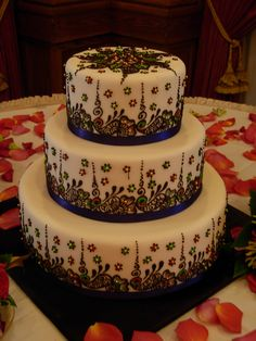 All sizes | cake at the wedding venue | Flickr - Photo Sharing!
