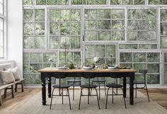 Rebel Walls - Curious - Perspective Jardin Mural - Paper Room