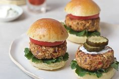 Find the recipe for Chipotle Salmon Burger and other salmon recipes at Epicurious.com