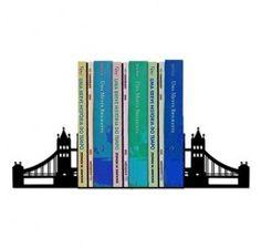 Aparador de Livros London Bridge