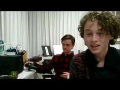 Jaeden Lieberher fell hard - YouTube