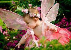 Fairy baby  awwwww!!!!